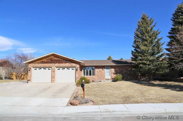 832 Silver Sage Ave, Cheyenne, WY 82009 (MLS #70743) :: RE/MAX Capitol Properties