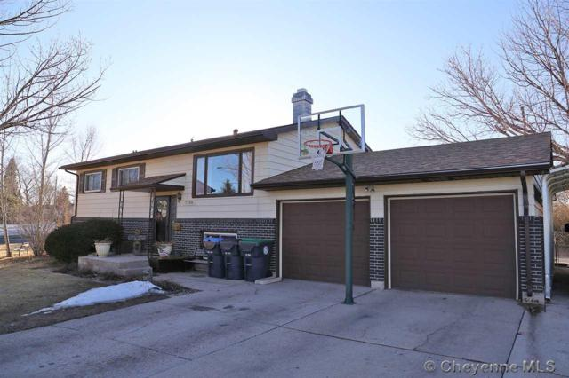 7106 Willshire Blvd, Cheyenne, WY 82009 (MLS #70745) :: RE/MAX Capitol Properties
