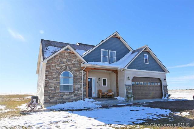 1184 Verlan Way, Cheyenne, WY 82009 (MLS #70748) :: RE/MAX Capitol Properties