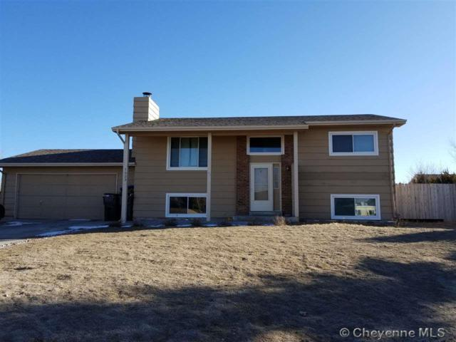 1523 Corral Pl, Cheyenne, WY 82007 (MLS #70756) :: RE/MAX Capitol Properties