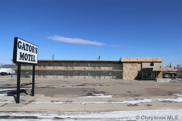 515 W 7TH ST, Pine Bluffs, WY 82082 (MLS #70771) :: RE/MAX Capitol Properties