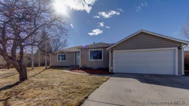 2104 Park Ave, Cheyenne, WY 82007 (MLS #70775) :: RE/MAX Capitol Properties