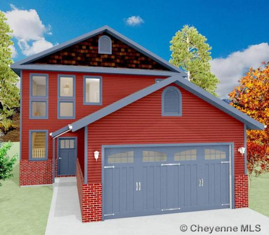 LOT 4 Red Feather Tr, Cheyenne, WY 82001 (MLS #70781) :: RE/MAX Capitol Properties