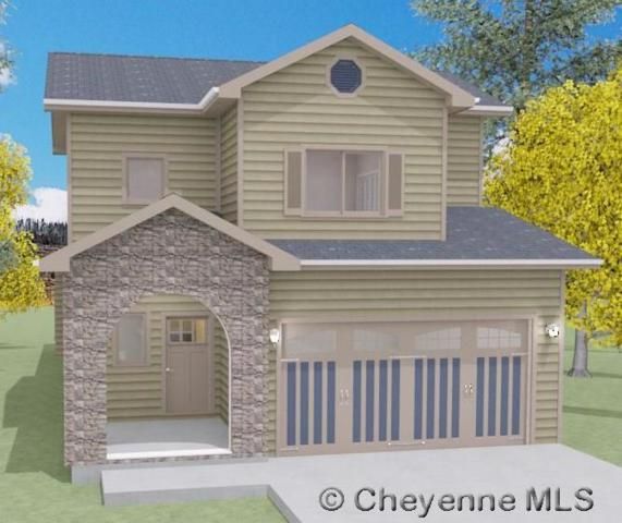 LOT 5 Red Feather Tr, Cheyenne, WY 82001 (MLS #70783) :: RE/MAX Capitol Properties