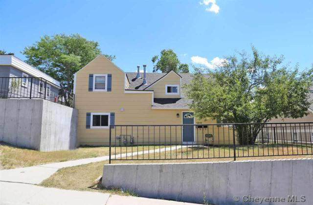 1315 E 20TH ST, Cheyenne, WY 82001 (MLS #70791) :: RE/MAX Capitol Properties