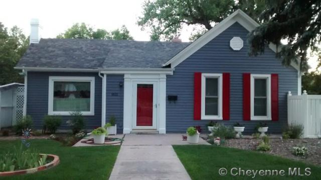 1822 Pebrican Ave, Cheyenne, WY 82001 (MLS #70804) :: RE/MAX Capitol Properties