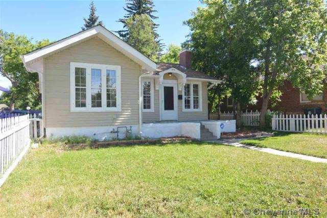 914 Talbot Ct, Cheyenne, WY 82001 (MLS #70819) :: RE/MAX Capitol Properties
