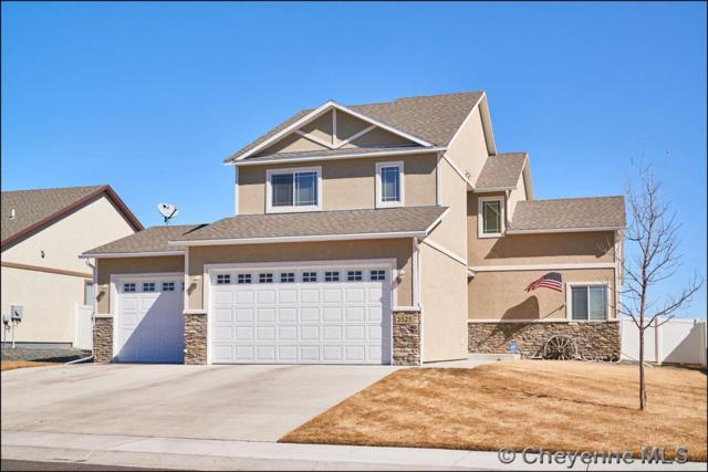 3525 Ranchview Drive, Cheyenne, WY 82001 (MLS #70823) :: RE/MAX Capitol Properties