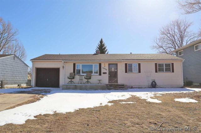 4015 E 7TH ST, Cheyenne, WY 82001 (MLS #70826) :: RE/MAX Capitol Properties