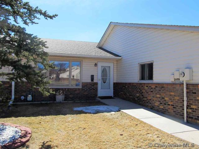 1133 Patio Dr, Cheyenne, WY 82009 (MLS #70836) :: RE/MAX Capitol Properties