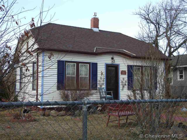 1008 Talbot Ct, Cheyenne, WY 82001 (MLS #70857) :: RE/MAX Capitol Properties