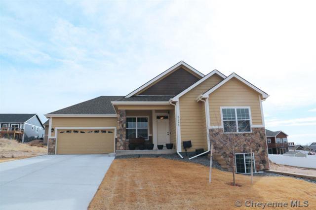 5245 Shadow Rock Drive, Cheyenne, WY 82009 (MLS #70878) :: RE/MAX Capitol Properties