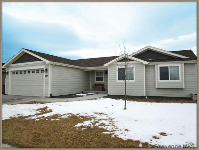 609 Peach St, Cheyenne, WY 82007 (MLS #70934) :: RE/MAX Capitol Properties