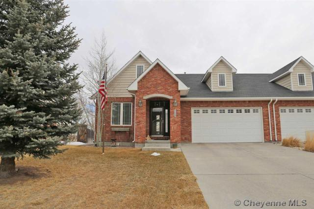 520 Sterling Dr, Cheyenne, WY 82009 (MLS #70975) :: RE/MAX Capitol Properties