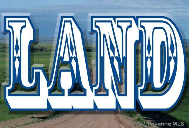 TBD Douglas Creek Rd, Laramie, WY 82070 (MLS #70986) :: RE/MAX Capitol Properties