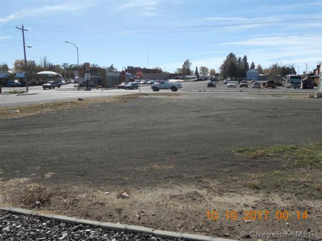 Lots 1 & 2 South St, Wheatland, WY 82201 (MLS #70992) :: RE/MAX Capitol Properties