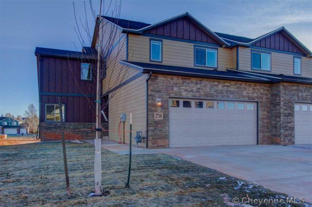 6607 Kicking Horse, Cheyenne, WY 82001 (MLS #71050) :: RE/MAX Capitol Properties