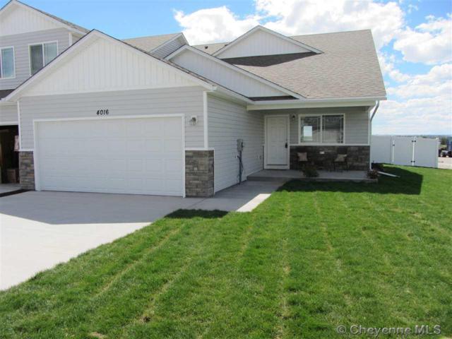6603 Kicking Horse, Cheyenne, WY 82001 (MLS #71053) :: RE/MAX Capitol Properties