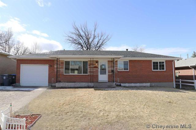 4311 E 8TH ST, Cheyenne, WY 82001 (MLS #71057) :: RE/MAX Capitol Properties