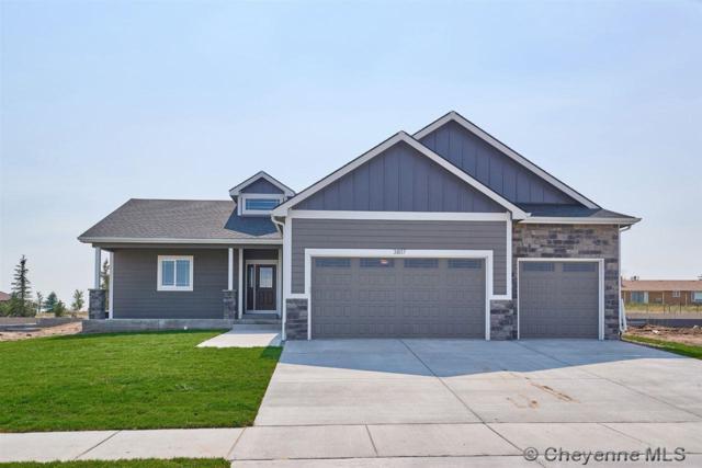 6608 Etta Pl, Cheyenne, WY 82009 (MLS #71070) :: RE/MAX Capitol Properties