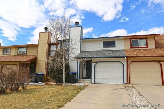2916 Sunflower Rd, Cheyenne, WY 82009 (MLS #71093) :: RE/MAX Capitol Properties