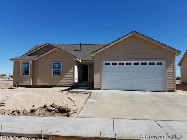 405 Apricot St, Cheyenne, WY 82007 (MLS #71118) :: RE/MAX Capitol Properties