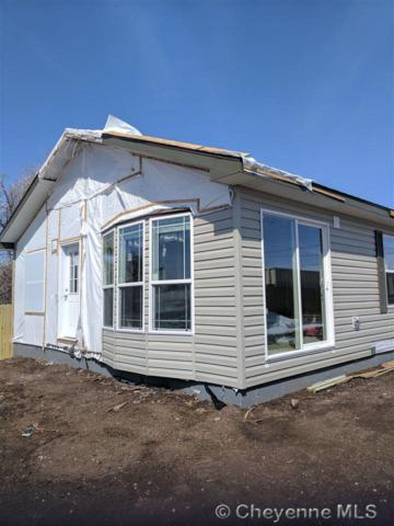 4700 Laramie St, Cheyenne, WY 82001 (MLS #71194) :: RE/MAX Capitol Properties