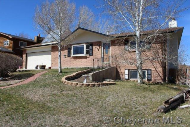 520 Cottonwood Dr, Cheyenne, WY 82001 (MLS #71215) :: RE/MAX Capitol Properties