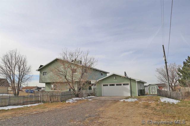7118 Ridge Rd, Cheyenne, WY 82009 (MLS #71221) :: RE/MAX Capitol Properties