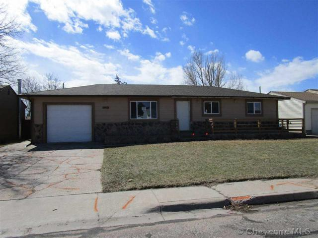 4003 E 8TH ST, Cheyenne, WY 82001 (MLS #71226) :: RE/MAX Capitol Properties