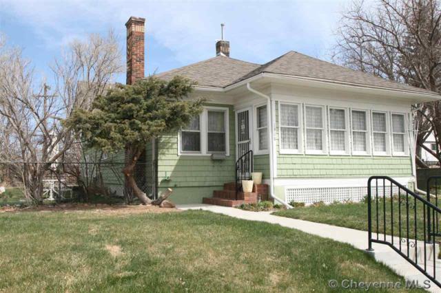 1308 W Pershing Blvd, Cheyenne, WY 82001 (MLS #71239) :: RE/MAX Capitol Properties