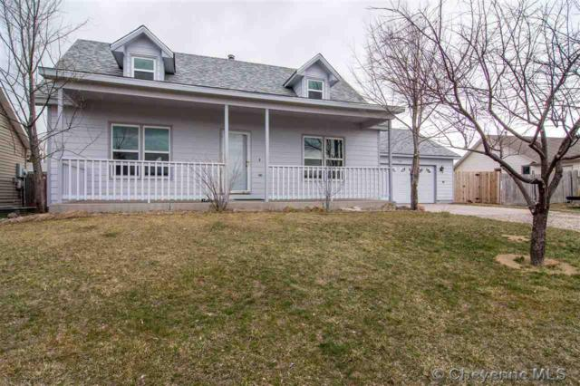 1121 Crescent Dr, Cheyenne, WY 82007 (MLS #71263) :: RE/MAX Capitol Properties