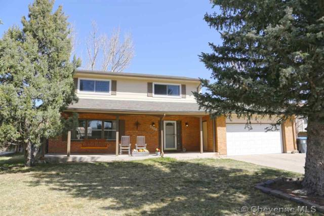 5156 Mccue Dr, Cheyenne, WY 82009 (MLS #71268) :: RE/MAX Capitol Properties