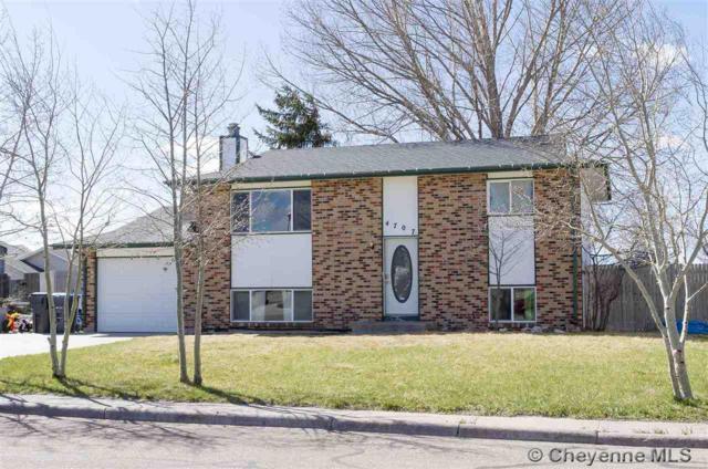 4707 Rio Verde St, Cheyenne, WY 82001 (MLS #71271) :: RE/MAX Capitol Properties
