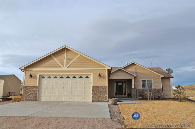 3725 Riata Loop, Cheyenne, WY 82007 (MLS #71276) :: RE/MAX Capitol Properties