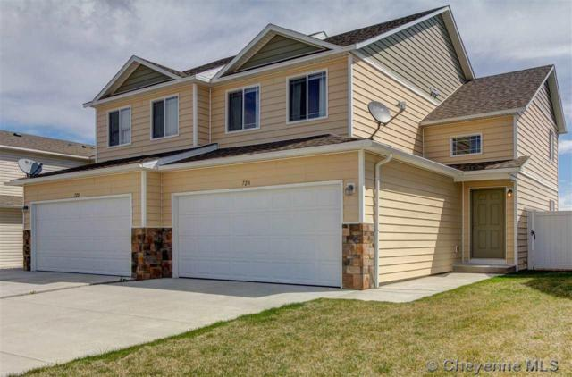 72A 27TH ST, Wheatland, WY 82201 (MLS #71302) :: RE/MAX Capitol Properties