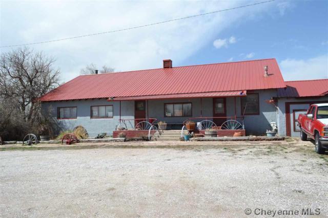 67 El Rancho Rd, Wheatland, WY 82201 (MLS #71306) :: RE/MAX Capitol Properties