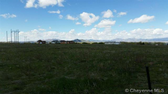 Lot 33 Mountain Shdw Dr, Wheatland, WY 82201 (MLS #71307) :: RE/MAX Capitol Properties