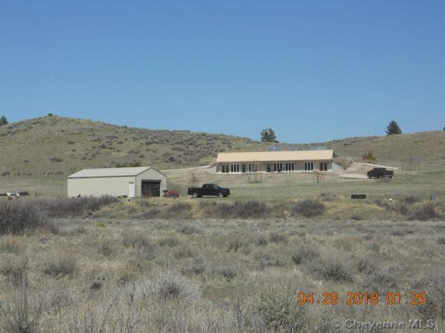 19 Wilderness Rd, Wheatland, WY 82201 (MLS #71391) :: RE/MAX Capitol Properties