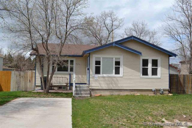 3514 Mccomb Ave, Cheyenne, WY 82001 (MLS #71412) :: RE/MAX Capitol Properties