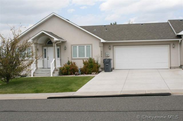 208 Palm Springs Av, Cheyenne, WY 82009 (MLS #71416) :: RE/MAX Capitol Properties
