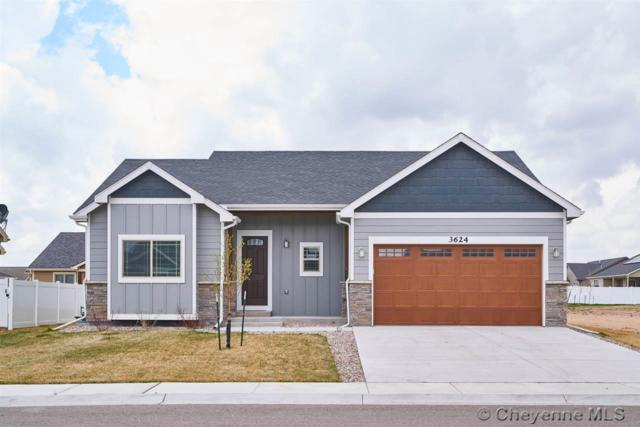 3624 Blue Sage Rd, Cheyenne, WY 82001 (MLS #71477) :: RE/MAX Capitol Properties