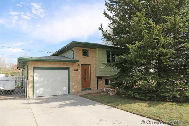 603 Sun Valley Dr, Cheyenne, WY 82001 (MLS #71606) :: RE/MAX Capitol Properties