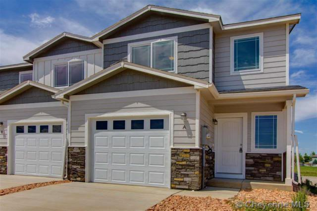 6606 Painted Rock Tr, Cheyenne, WY 82001 (MLS #71616) :: RE/MAX Capitol Properties