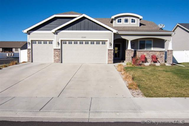 6846 Hitching Post Ln, Cheyenne, WY 82001 (MLS #71653) :: RE/MAX Capitol Properties