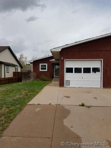 4413 Comanche Dr, Laramie, WY 82072 (MLS #71690) :: RE/MAX Capitol Properties