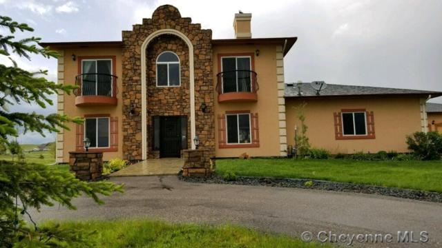 6510 E Riding Club Rd, Cheyenne, WY 82009 (MLS #71722) :: RE/MAX Capitol Properties