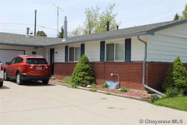 5326 Sagebrush Ave, Cheyenne, WY 82009 (MLS #71730) :: RE/MAX Capitol Properties