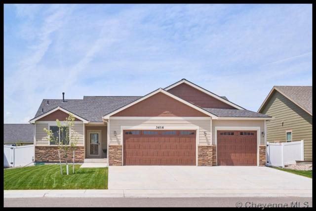 3616 Blue Sage Rd, Cheyenne, WY 82001 (MLS #71731) :: RE/MAX Capitol Properties