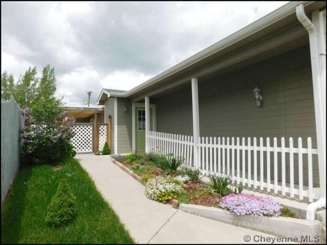 3920 Robitaille Ct, Cheyenne, WY 82009 (MLS #71780) :: RE/MAX Capitol Properties